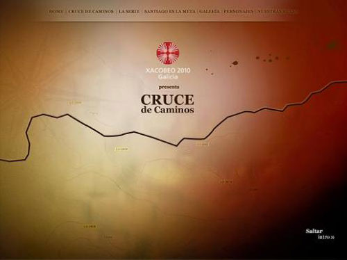 La Ruta Xacobea de Cruce de Caminos