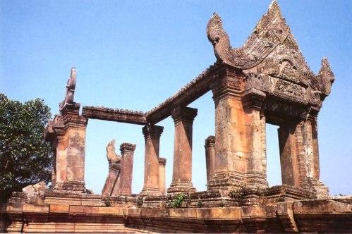 El templo de Preah Vihear, en Camboya