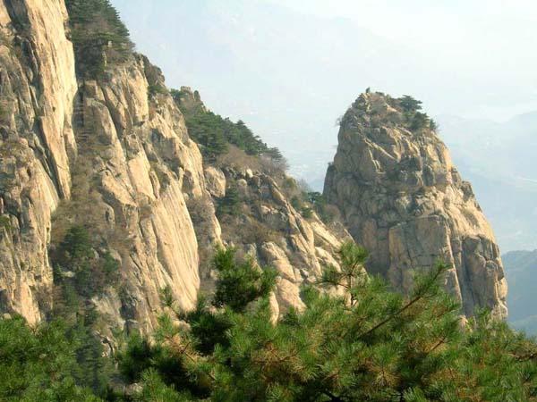 Montaña Taishan