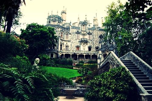 Quinta da Regaleira, el misterio de las grutas de Sintra