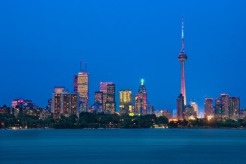 Toronto en Canada
