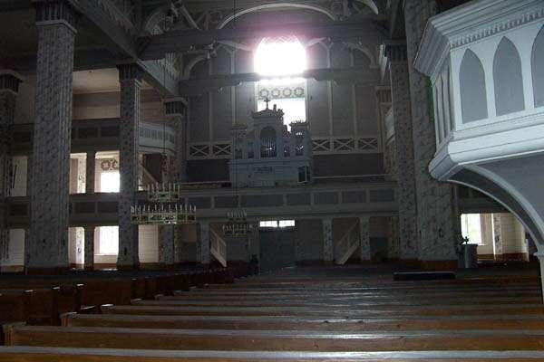 Kerimaki, la Iglesia de madera mas grande del mundo