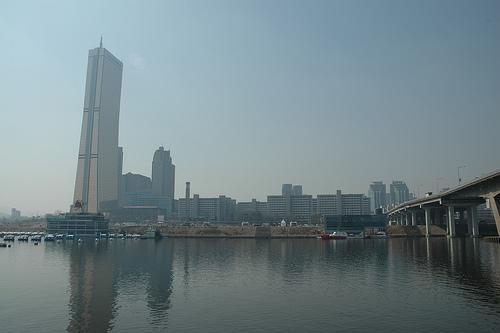 63 City en Seúl, un edificio con toda la diversión