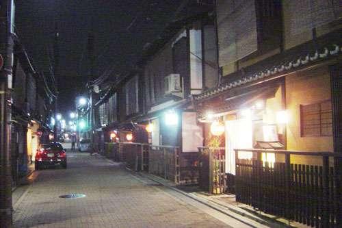 Gion, barrio en kioto