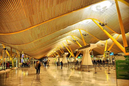 El Aeropuerto de Barajas, información práctica para el turista