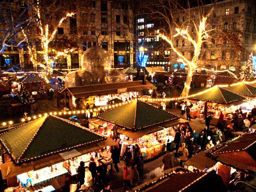 Disfruta Barcelona en Navidad