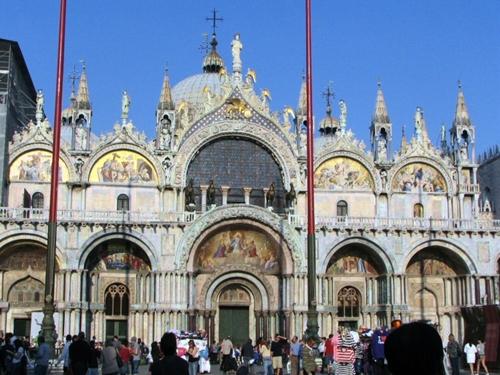Venecia y el robo del cuerpo de San Marcos