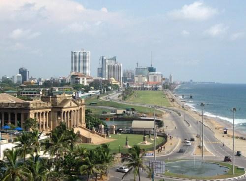 Viaje a Colombo, guía de turismo