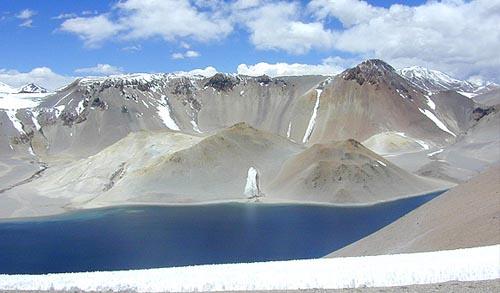 Corona del Inca, maravilla en Argentina