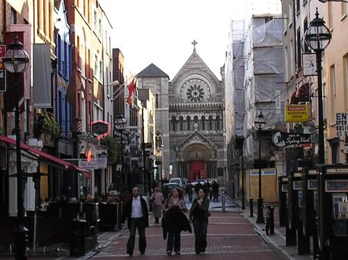De viaje a Dublín, en primera persona