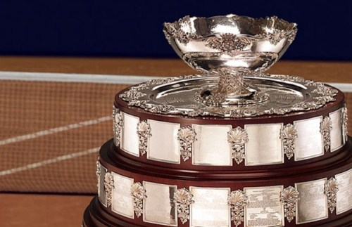 Final de la Copa Davis de Tenis en Sevilla