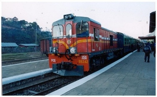 El tren de la selva