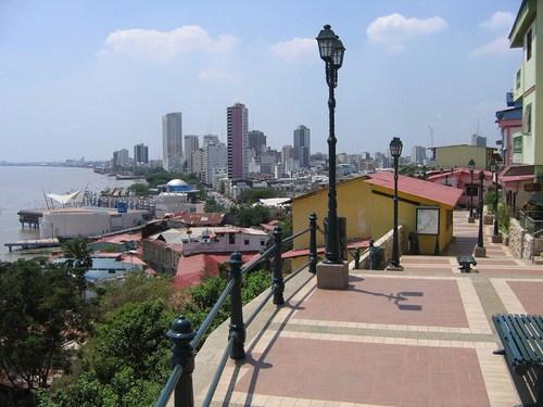 Viaje a Guayaquil, guía de turismo