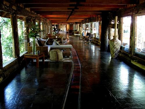 hotel chile huilo