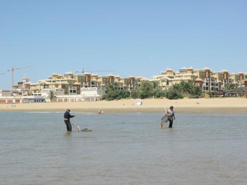 Isla Canela, pesca y naturaleza en la Costa de Huelva