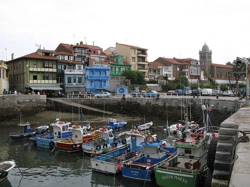 Luanco, un pueblo de pescadores