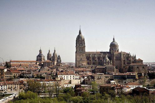 Salamanca, ciudad cultural
