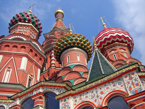 Historia de la Catedral de San Basilio en Moscú