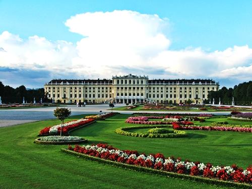 Ruta de los Palacios en Viena