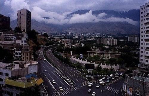 Viaje a Teherán, guía de turismo