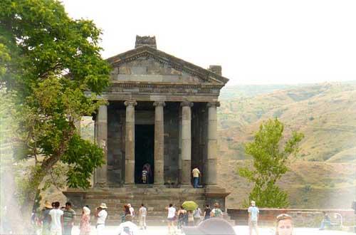 El Templo Garni, paganismo en la antigua Armenia