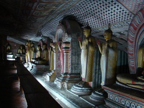Templo Dambulla