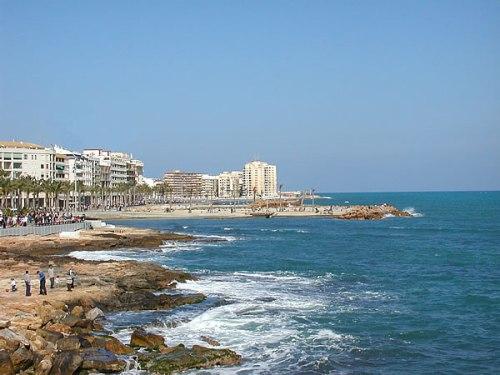 Torrevieja, sol y descanso en la Costa de Alicante