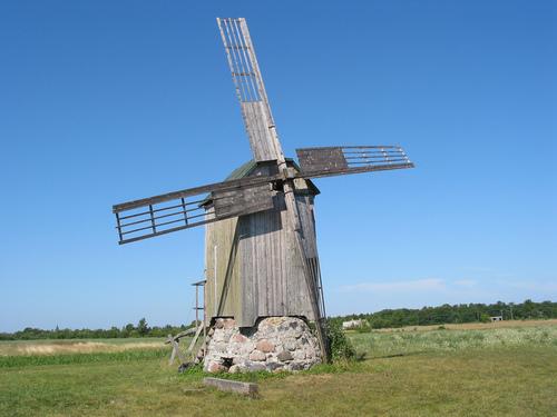 La Isla de Abruka en Estonia