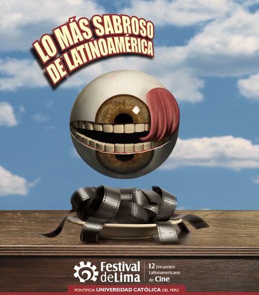Cartel del Festival de Cine de Lima
