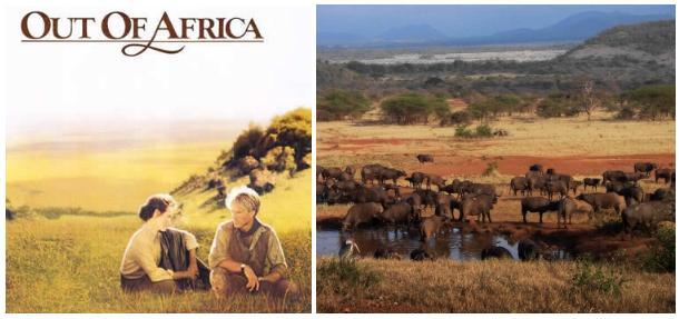 Memorias de Africa, bellezas de Tanzania