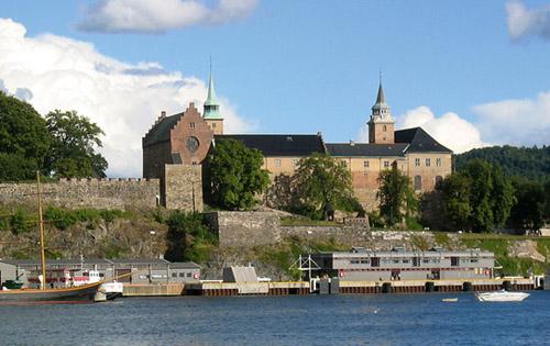 La fortaleza de Akershus, en Oslo