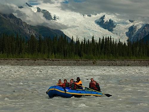 alaska rafting