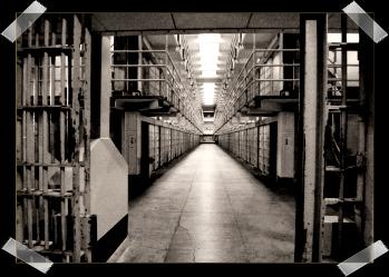 Celdas en Alcatraz
