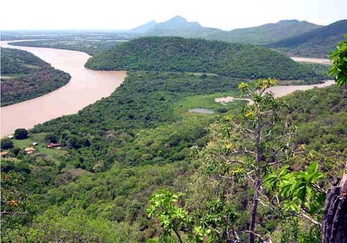 El Parque Nacional Amacayacu, Colombia