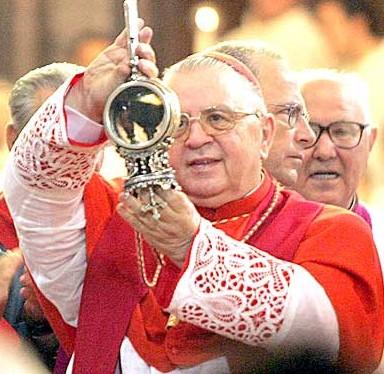 Milagro de San Gennaro