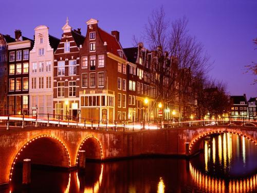 Viaje de novios, dos días en Amsterdam