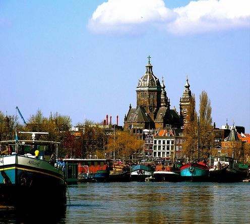 Amsterdam, ciudad liberal