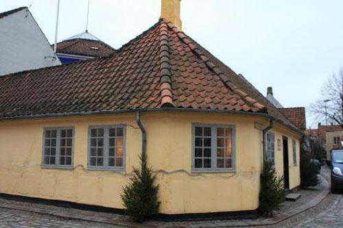 El Museo de Hans Christian Andersen en Odense