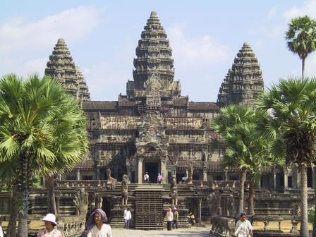Angkor, la ciudad camboyana de los templos