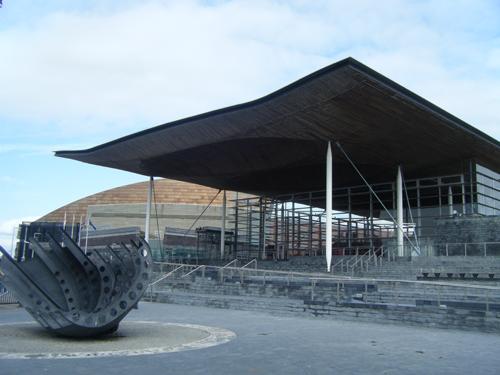 Asamblea Nacional de Gales
