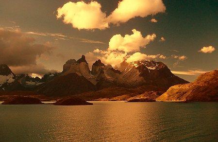 Las Torres del Paine, imagen del dia
