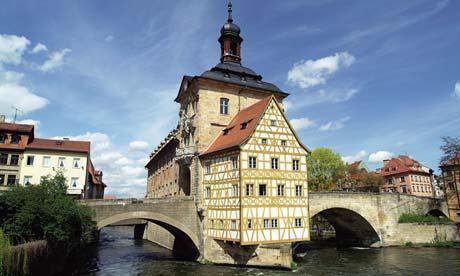 Lista del Patrimonio Mundial. Ayuntamiento-de-bamberg