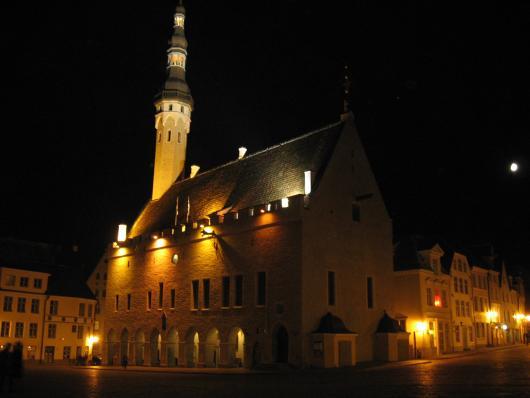 ayuntamiento Tallin