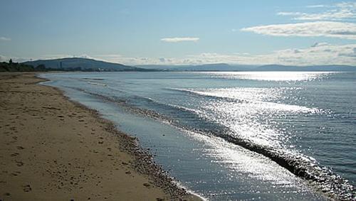 La Bahía de Swansea en Gales