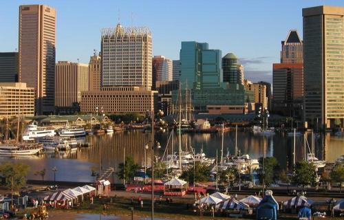 Baltimore, Maryland, Estados Unidos