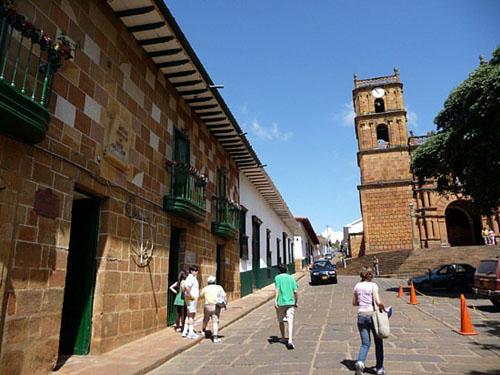 Barichara, un pueblo de piedra en Colombia