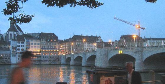 Basilea, la musa de los Alpes