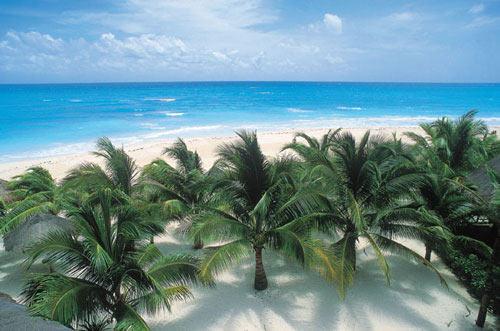 Algunas playas de cine