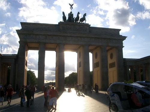 Berlin, Puerta de Brandemburgo