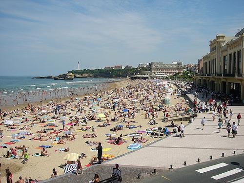 Viaje a Biarritz, guía de turismo